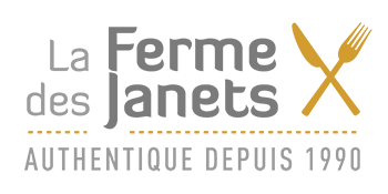 La Ferme des Janets – Restaurant à Bormes les Mimosas, Var Logo