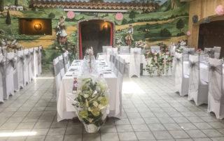 Salle de Mariage dans le Var à Bormes