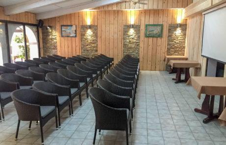 location salle de séminaire toulon hyères bormes Var 83